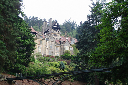 Cragside :: the revolutionary home of Lord Armstrong.  Photo by Glen Bowman - Flickr.com