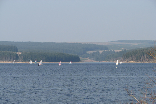 Kielder by the Lake :: Something for the adventurous to the relaxing Photo by Glen Bowman - Flickr.com